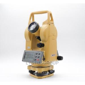Mato Digital Theodolite Met202 Theodolite | Measuring & Layout Tools for sale in Rivers State, Port-Harcourt