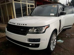 Land Rover Range Rover Sport 2014 White   Cars for sale in Lagos State, Ikeja