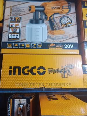 Ingco Spray Battery Spray Gun   Electrical Hand Tools for sale in Lagos State, Lagos Island (Eko)