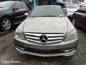 Mercedes-Benz C300 2010 Gray | Cars for sale in Lagos State, Apapa