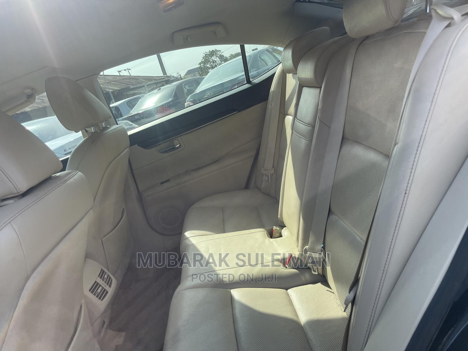 Lexus ES 2013 Black | Cars for sale in Jahi, Abuja (FCT) State, Nigeria