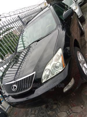 Lexus RX 2008 350 Black | Cars for sale in Lagos State, Amuwo-Odofin