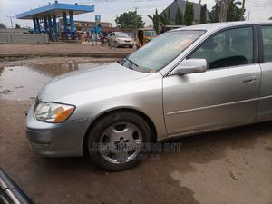 Toyota Avalon 2003 XLS W/ Bucket Seats Silver | Cars for sale in Lagos State, Abule Egba