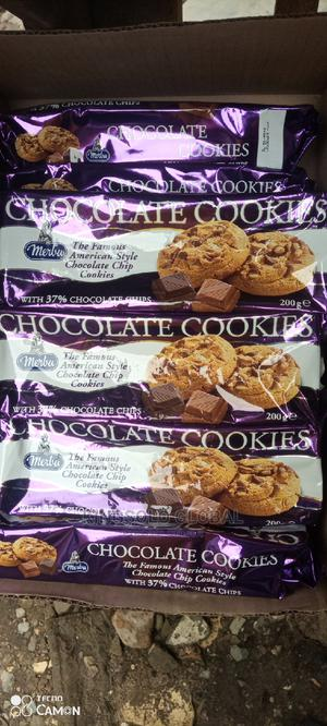 Chocolate Cookies   Meals & Drinks for sale in Lagos State, Lagos Island (Eko)