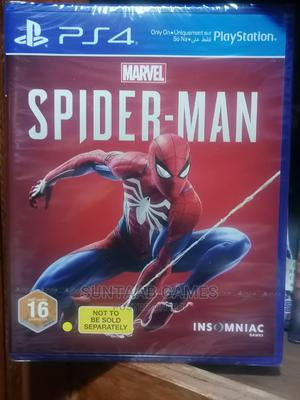 Marvel'S Spider-Man-Ps4 | Video Games for sale in Lagos State, Lagos Island (Eko)