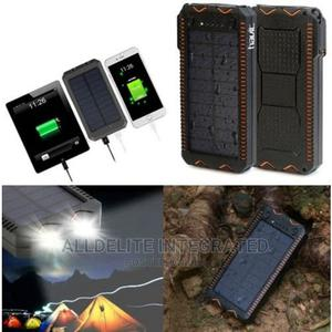 Havit 10000mah Solar Power Bank H523   Accessories & Supplies for Electronics for sale in Lagos State, Ikeja