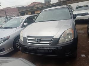 Honda CR-V 2005 Silver   Cars for sale in Lagos State, Ojodu