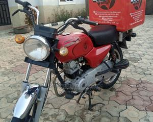Bajaj Boxer 2016 Red   Motorcycles & Scooters for sale in Abuja (FCT) State, Central Business District