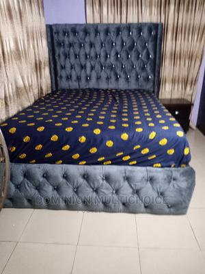 Upholstery Luxury Quality Bedframe   Furniture for sale in Lagos State, Lekki