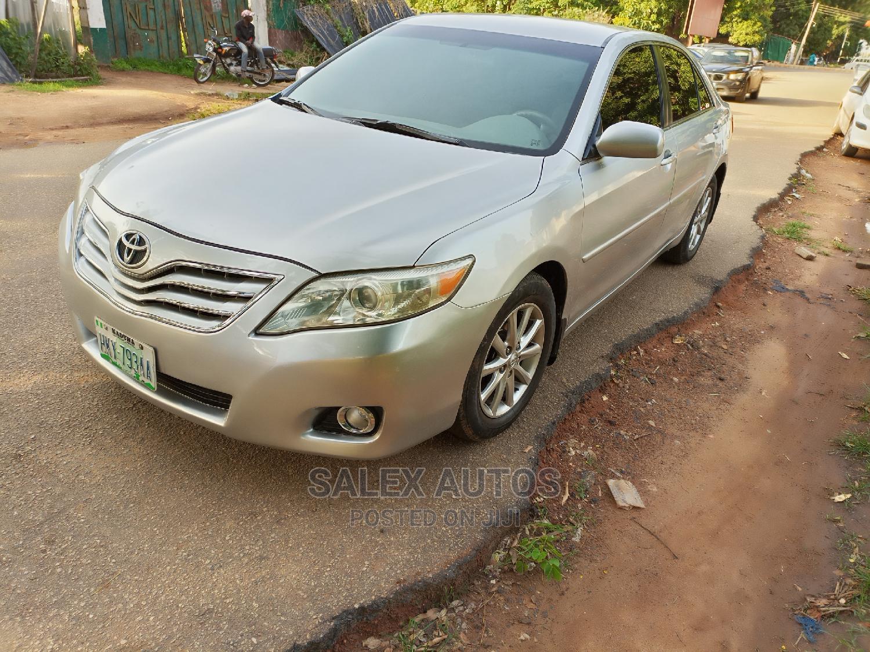 Toyota Camry 2010 Silver | Cars for sale in Kaduna / Kaduna State, Kaduna State, Nigeria