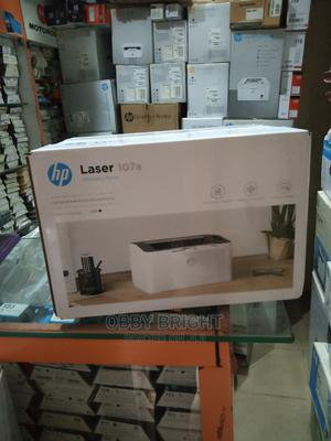 HP Laser 107A Printer | Printers & Scanners for sale in Lagos State, Surulere