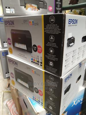 Epson L3111 All- One Ecotank Printer | Printers & Scanners for sale in Lagos State, Surulere
