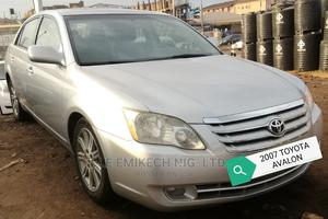 Toyota Avalon 2007 Silver | Cars for sale in Abuja (FCT) State, Nyanya
