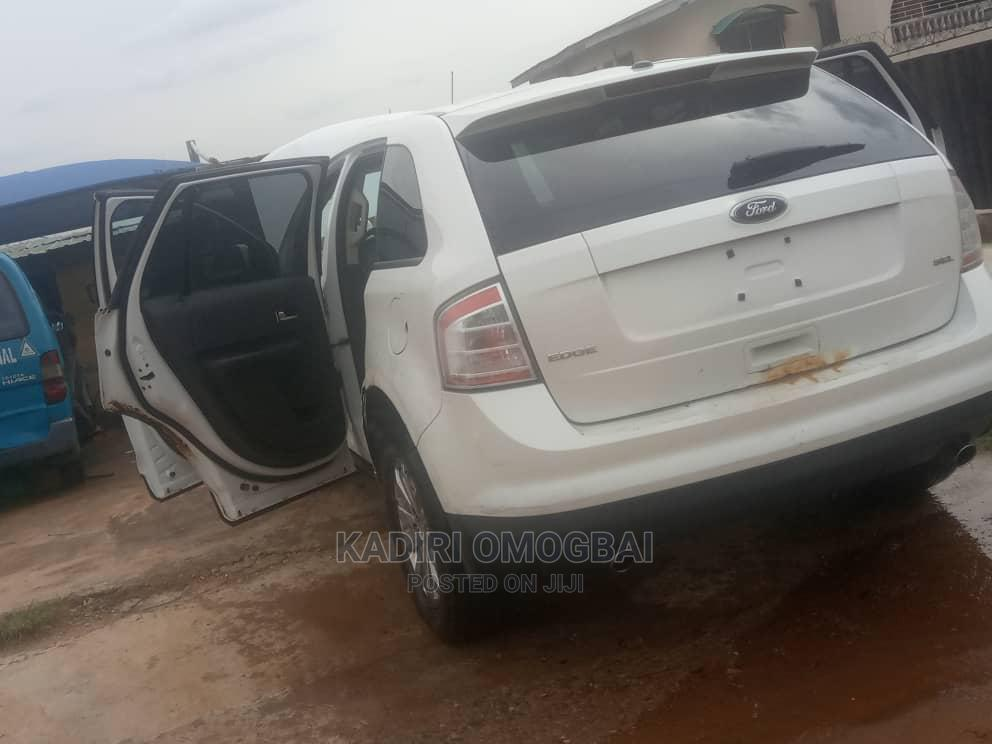 Ford Edge 2010 White   Cars for sale in Alimosho, Lagos State, Nigeria