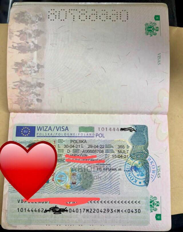 Archive: Poland Student Visa