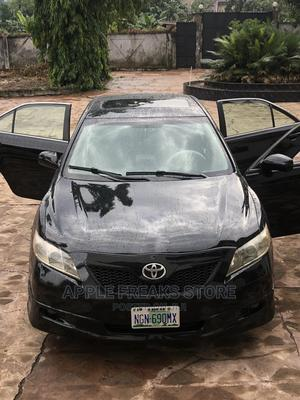 Toyota Camry 2008 2.4 SE Automatic Black   Cars for sale in Rivers State, Port-Harcourt