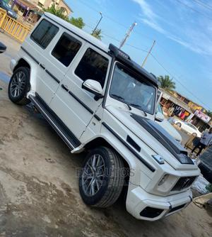 Mercedes-Benz G-Class 2007 White | Cars for sale in Lagos State, Ojodu
