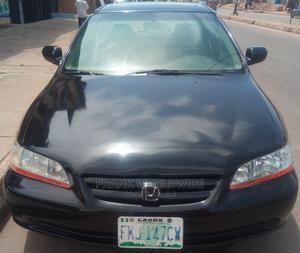 Honda Accord 2000 Black | Cars for sale in Plateau State, Jos