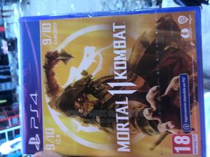 Mortal Kombat 11 Ps4 Cd | Video Games for sale in Lagos State, Ikeja
