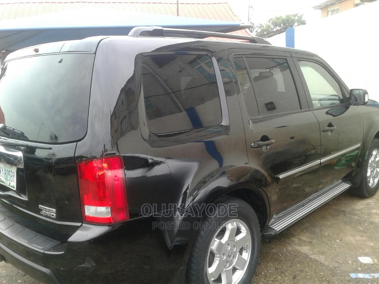 Honda Pilot 2010 Black   Cars for sale in Ifako-Ijaiye, Lagos State, Nigeria