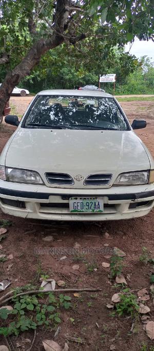 Nissan Almera 2004 White   Cars for sale in Ekiti State, Ado Ekiti