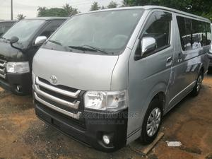 Toyota Haice Bus 2011 Conversion Silver | Buses & Microbuses for sale in Lagos State, Apapa