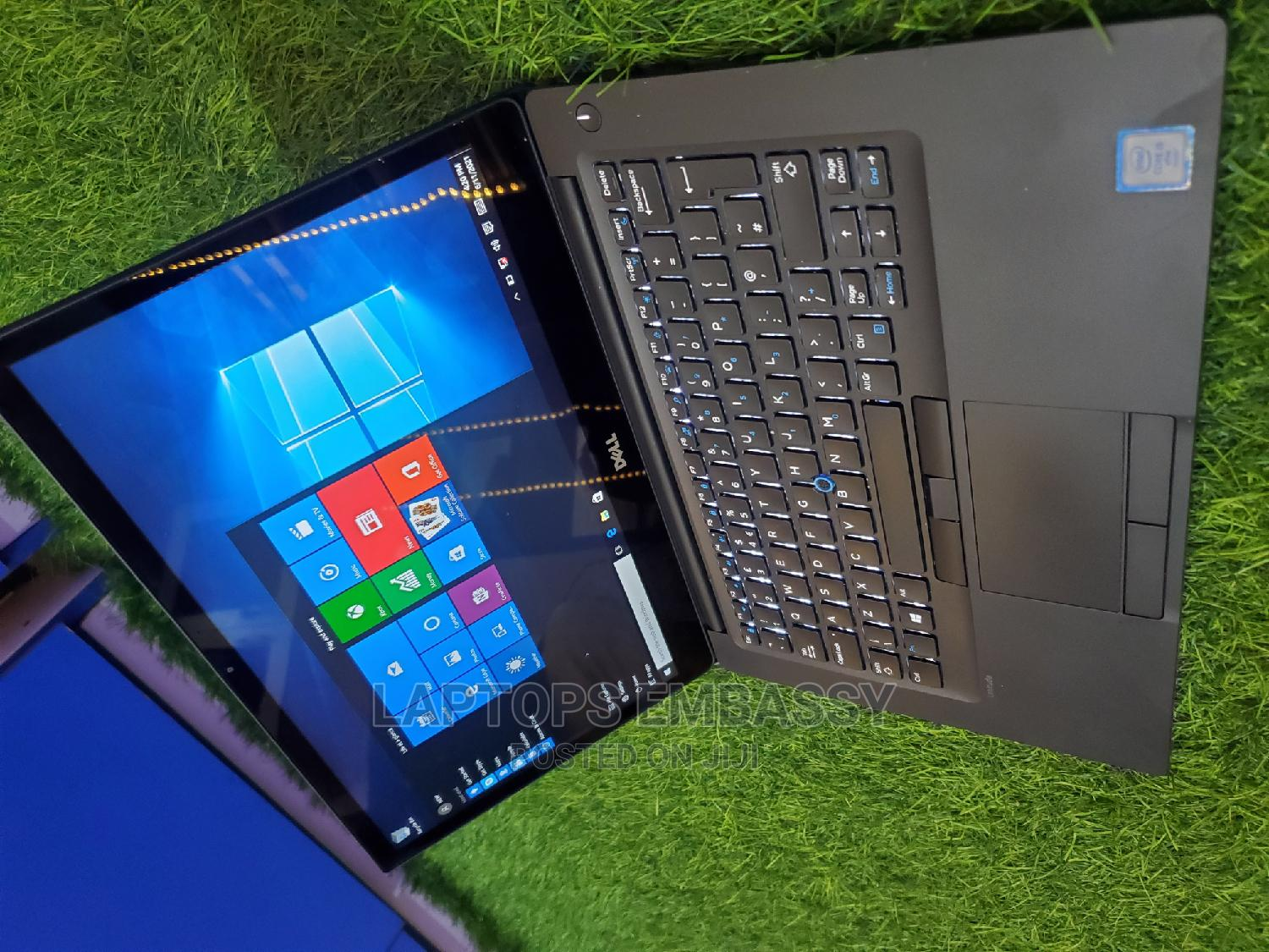 Laptop Dell Latitude 7480 8GB Intel Core I5 SSD 256GB | Laptops & Computers for sale in Lekki, Lagos State, Nigeria