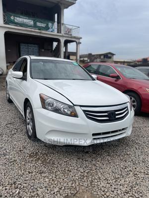 Honda Accord 2009 2.4 EX-L White | Cars for sale in Oyo State, Ibadan