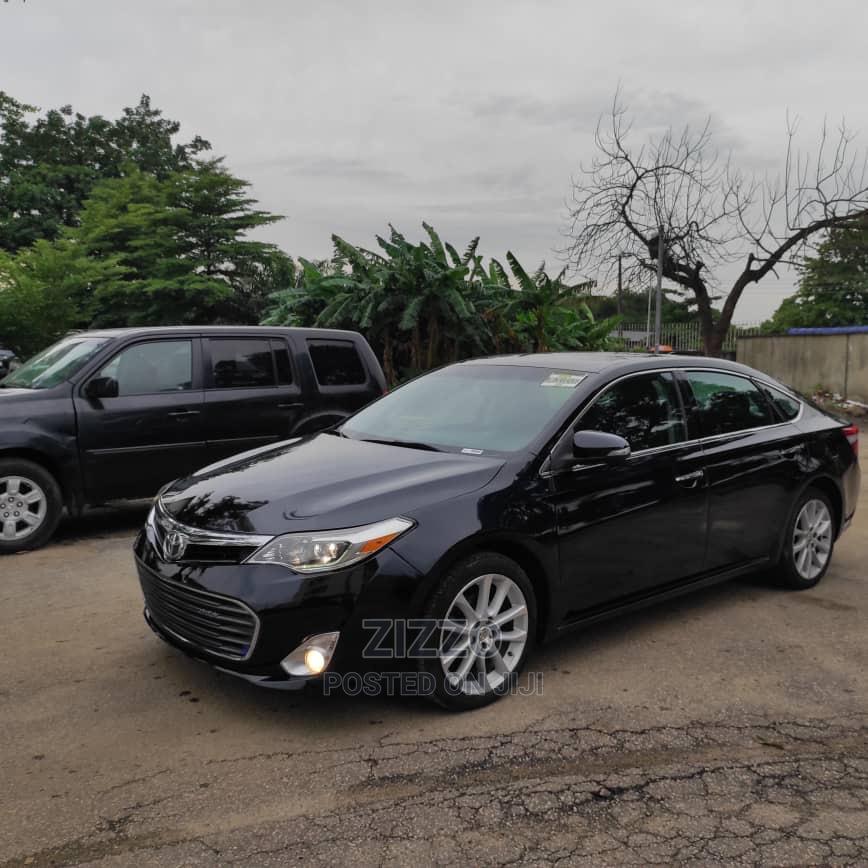 Toyota Avalon 2013 Black | Cars for sale in Victoria Island, Lagos State, Nigeria