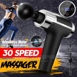 Electric Muscle Therapy Body Gun Deep Tissue Massager | Tools & Accessories for sale in Lagos State, Eko Atlantic
