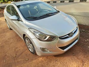 Hyundai Elantra 2013 Silver   Cars for sale in Kaduna State, Kaduna / Kaduna State
