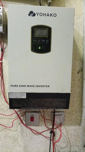 Yohako 2kva/24v Pure Sine Wave Inverter | Solar Energy for sale in Lagos State, Ojo