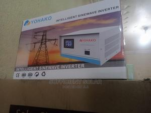 Yohako 1kva Intelligent Inverter   Solar Energy for sale in Lagos State, Ojo