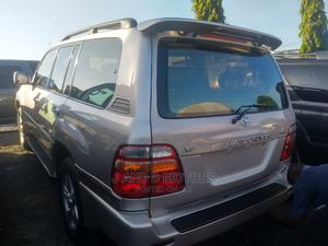 Toyota Land Cruiser 2004 Silver   Cars for sale in Lagos State, Apapa