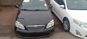 Toyota Corolla 2007 S Black | Cars for sale in Lagos State, Ikeja
