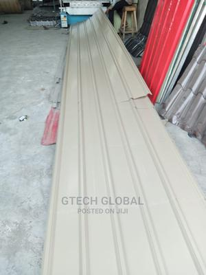 Baige Colour Aluminium Roofing Sheets | Building Materials for sale in Lagos State, Ikorodu