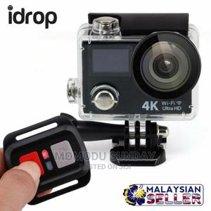 Action Camera Wifi Action Camera With Dual Screen | Photo & Video Cameras for sale in Lagos State, Ikeja