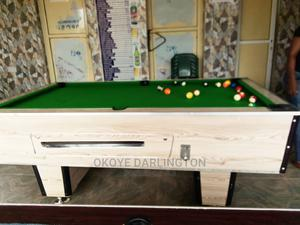 Coin Snooker Board Marble Snooker | Sports Equipment for sale in Lagos State, Lekki