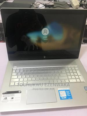 Laptop HP Envy 17t 8GB Intel Core I7 HDD 1T   Laptops & Computers for sale in Rivers State, Obio-Akpor