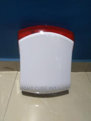 Siren and Strobe Light Red Colour   Safetywear & Equipment for sale in Lagos State, Ikoyi