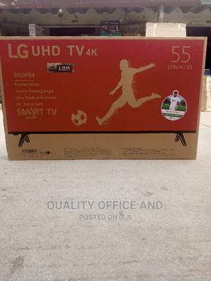 """LG 55"""" Inches Smart 4k Television   TV & DVD Equipment for sale in Abuja (FCT) State, Wuse"""