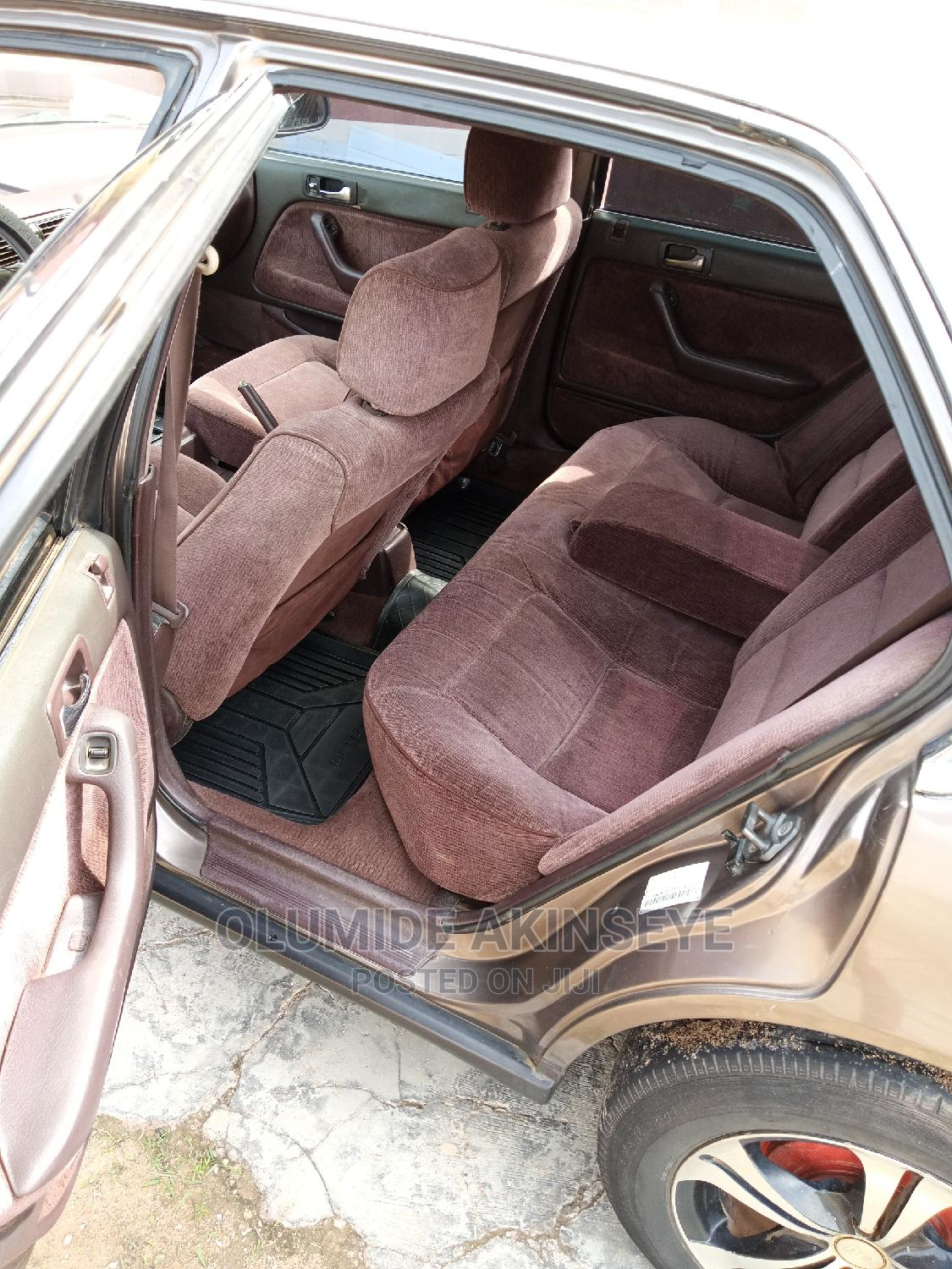 Archive: Honda Accord 2000 Coupe Brown