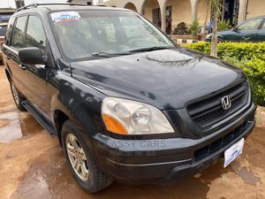 Honda Pilot 2003 Gray | Cars for sale in Oyo State, Ibadan