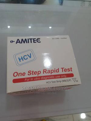 Hepatitis C Virus Rapid Test Kit | Medical Supplies & Equipment for sale in Abuja (FCT) State, Gwarinpa