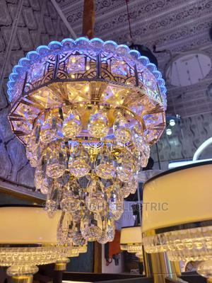 Latest Design Crystal Drop Light   Home Accessories for sale in Lagos State, Ojo