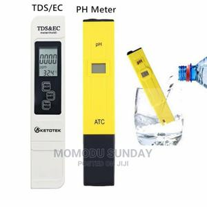 Ph Meter Ph-meter Is Intended To Measure The Acid | Measuring & Layout Tools for sale in Lagos State, Ikeja