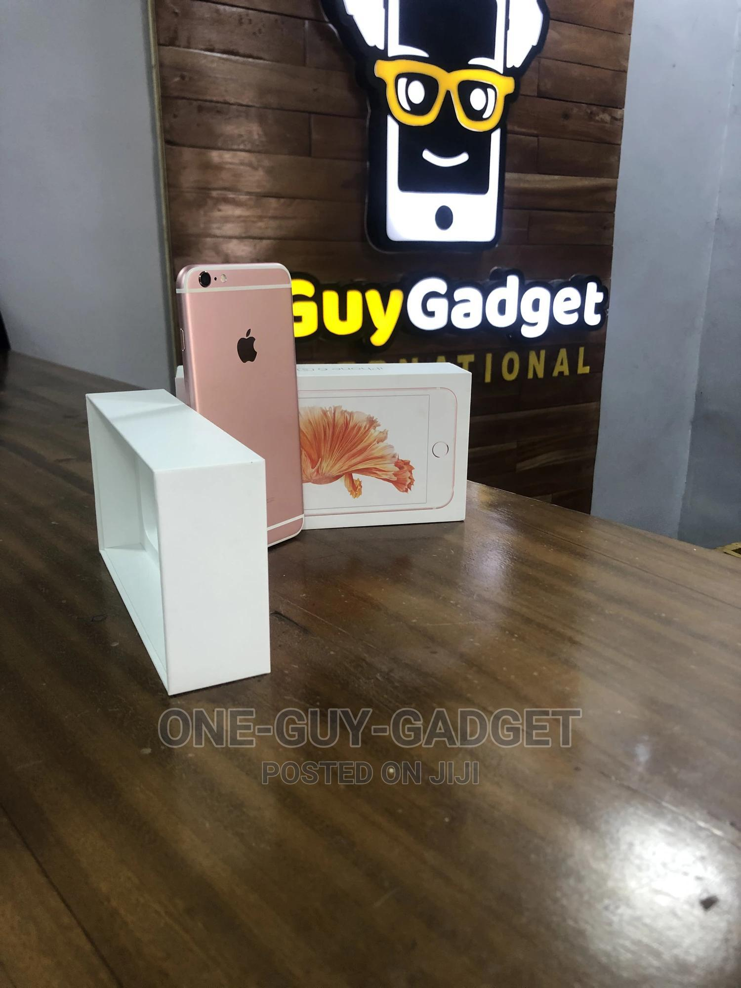 Archive: Apple iPhone 6s Plus 128 GB Pink