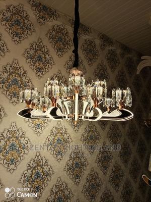 Golden Bronze Luxury Chandelier Light | Home Accessories for sale in Lagos State, Ojo
