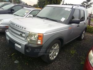 Land Rover LR3 2007 Silver | Cars for sale in Lagos State, Ikeja