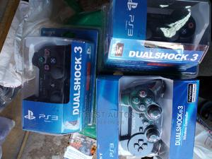 Sony Ps3 Game Pad   Video Game Consoles for sale in Lagos State, Ikeja